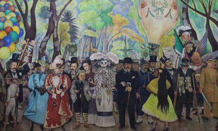 Del muralismo mexicano al Street Art