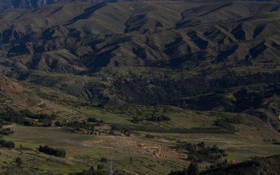 La Cordillère Blanche et la Cordillère Huayhuash au Pérou