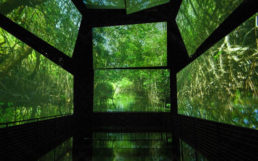 Biomuseo : le musée de la biodiversité à Panamá