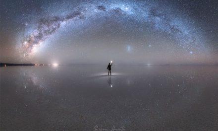 L'Astrophotographie de Jheison Huerta dans la Cordillère des Andes