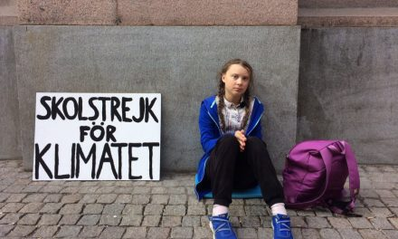 Greta Thunberg: únase a nosotros para salvar la especie humana