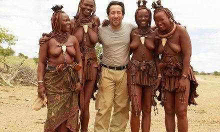 Los pueblos originarios del mundo fotografiados por Jaime Ocampo R. forman un arcoirís