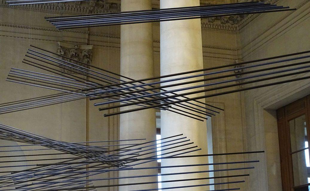 ELIAS CRESPIN, ÉTERNELLEMENT, au Musée du Louvre