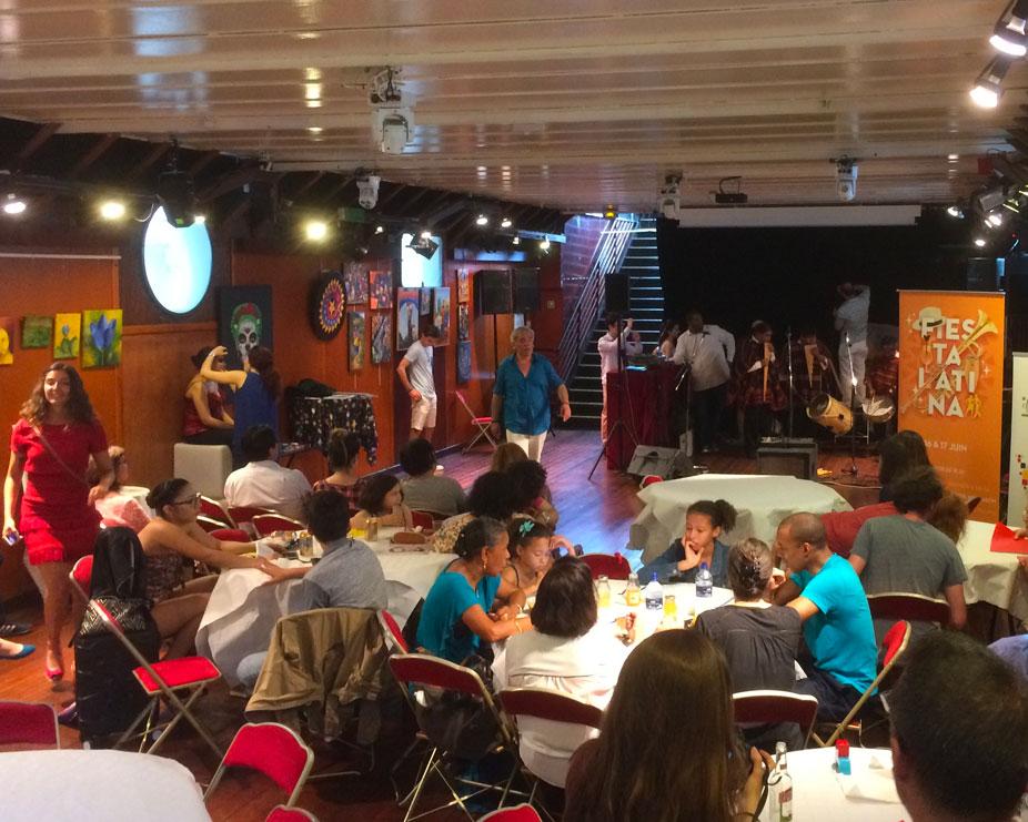 La Semana de América Latina y de los Caribes (SALC) : Origen y programa