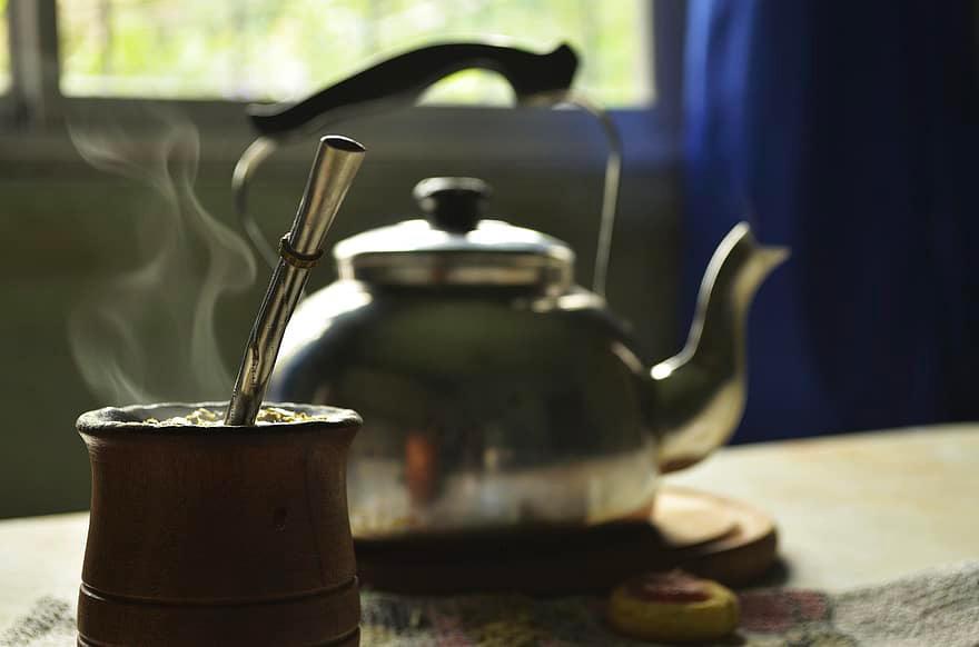 Le maté : une boisson guarani devenue un élixir de vie