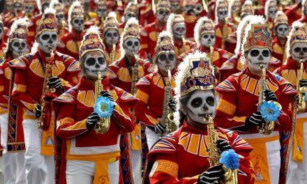 La tradición del Día de los muertos, un pilar de la cultura mexicana