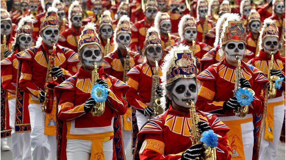 La tradition de «el Día de los muertos», un pilier de la culture mexicaine