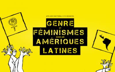 Aborder les féminismes des Amériques Latines en France