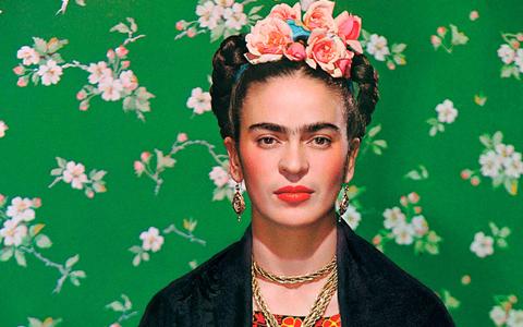 La frontera México-Estados Unidos, a través del pincel de Frida Kahlo