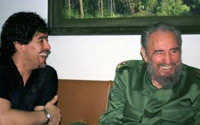 Diego Maradona : Le Dieu sombre