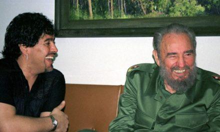 Diego Maradona: El Dios oscuro