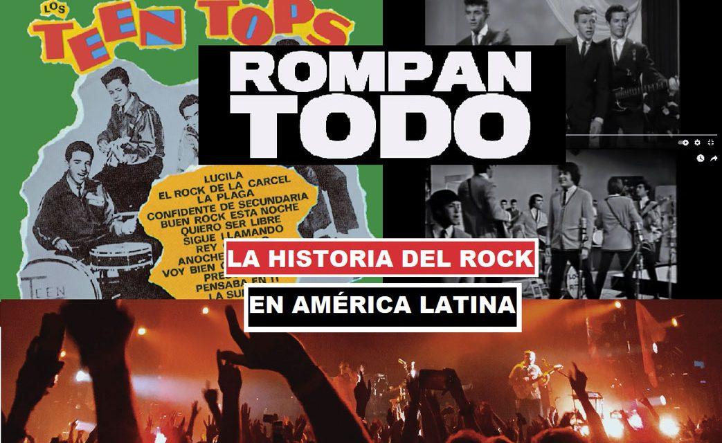 «Rompan todo», o cómo América latina hizo suyo el Rock & Roll