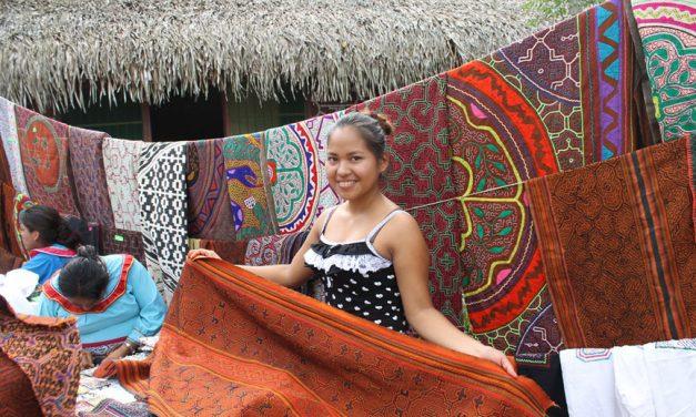 Lettre originaire d'une maison de la communauté Shipibo dans la jungle amazonienne