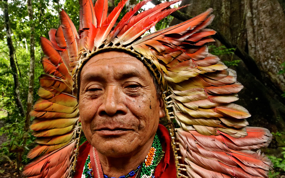 La vuelta al mundo de Anouk García, fotógrafa y periodista, por la selva amazónica, Europa, Asia y Oceanía
