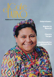 Couverture magazine - El Café Latino