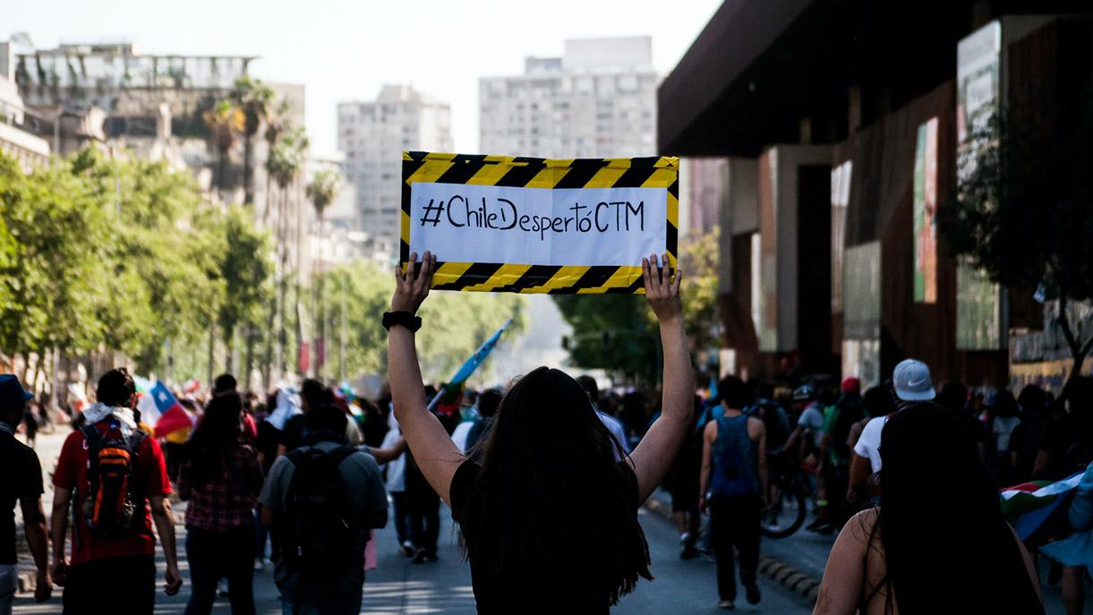 Pour une nouvelle constitution chilienne