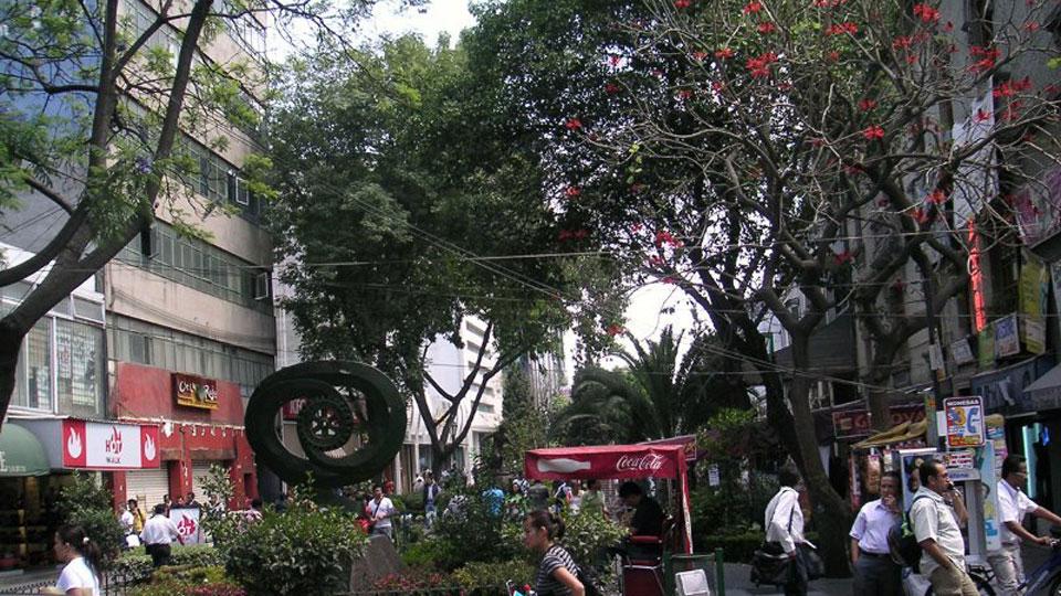 La ville d'Octavio Paz