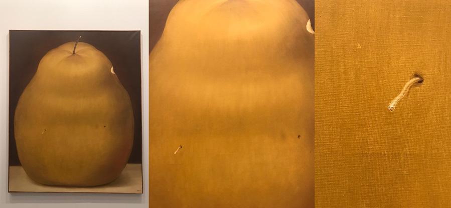 """Botero, 60 ans de peinture"""