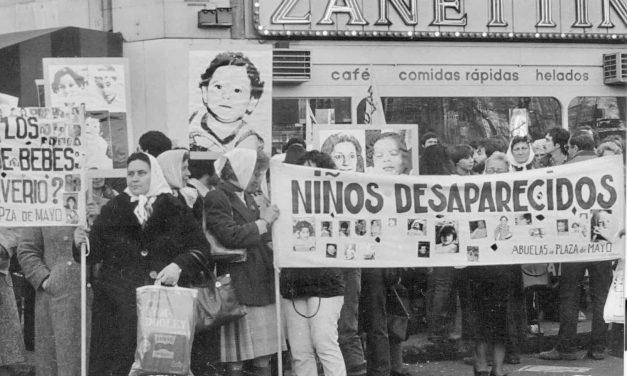 Robo de bebés durante las dictaduras en Argentina y Chile