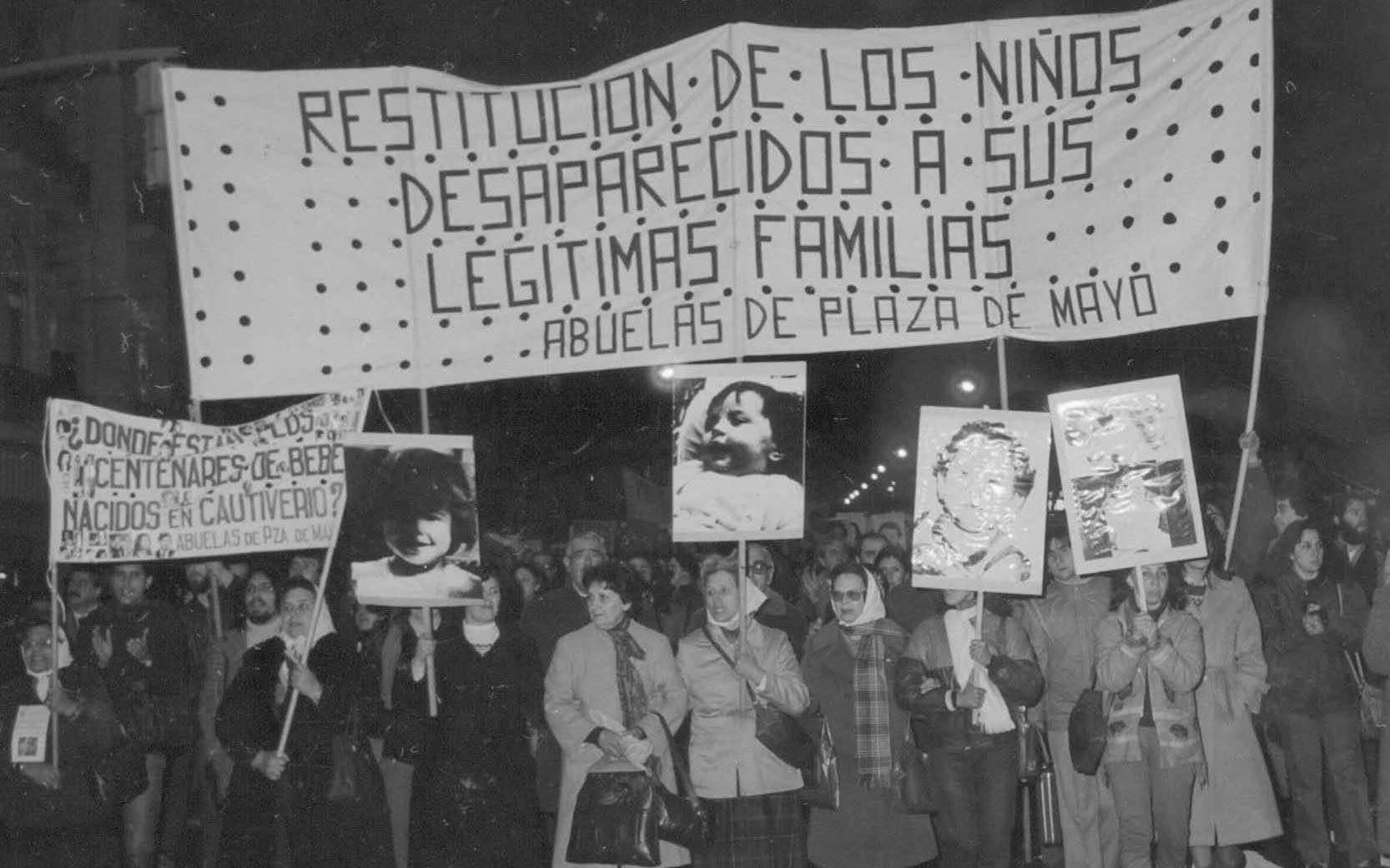 Vol de bébés pendant les dictatures en Argentine et au Chili