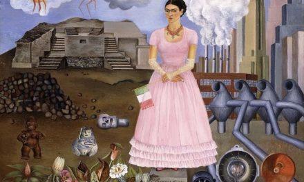 Rien n'est noir, le nouvel ouvrage de Claire Berest sur Frida Kahlo