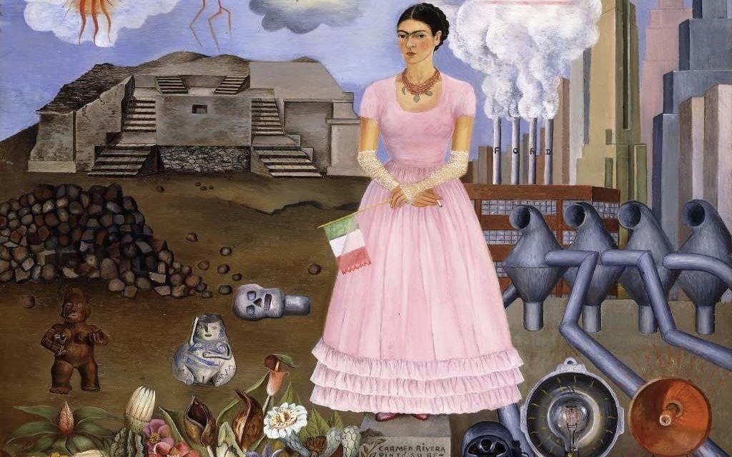 Rien n'est noir, la nueva novela de Claire Berest sobre Frida Kahlo
