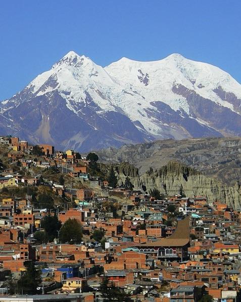 Bolivia: relato de un escándalo electoral y mediático