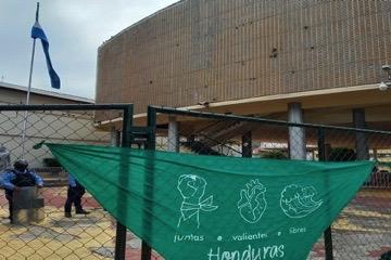 Le durcissement des conditions d'avortement au Honduras