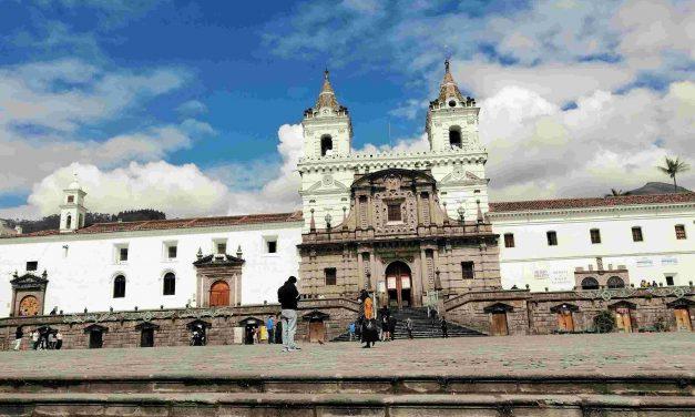 Quito : à la découverte de l'église et de la place de San Francisco