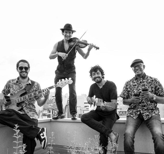 """El grupo """"Los Apapachos"""" : el nacimiento de este grupo al ritmo latinoamericano"""