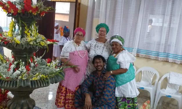 À la découverte du Candomblé à Rio de Janeiro, Brésil (suite)