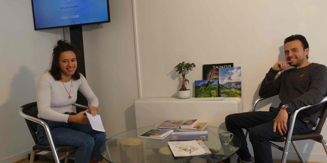 Interview de Marcelo Gomez, promoteur culturel de El Café Latino