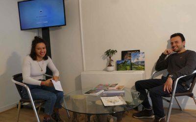 Entrevista con Marcelo Gomez, promotor cultural de El Café Latino