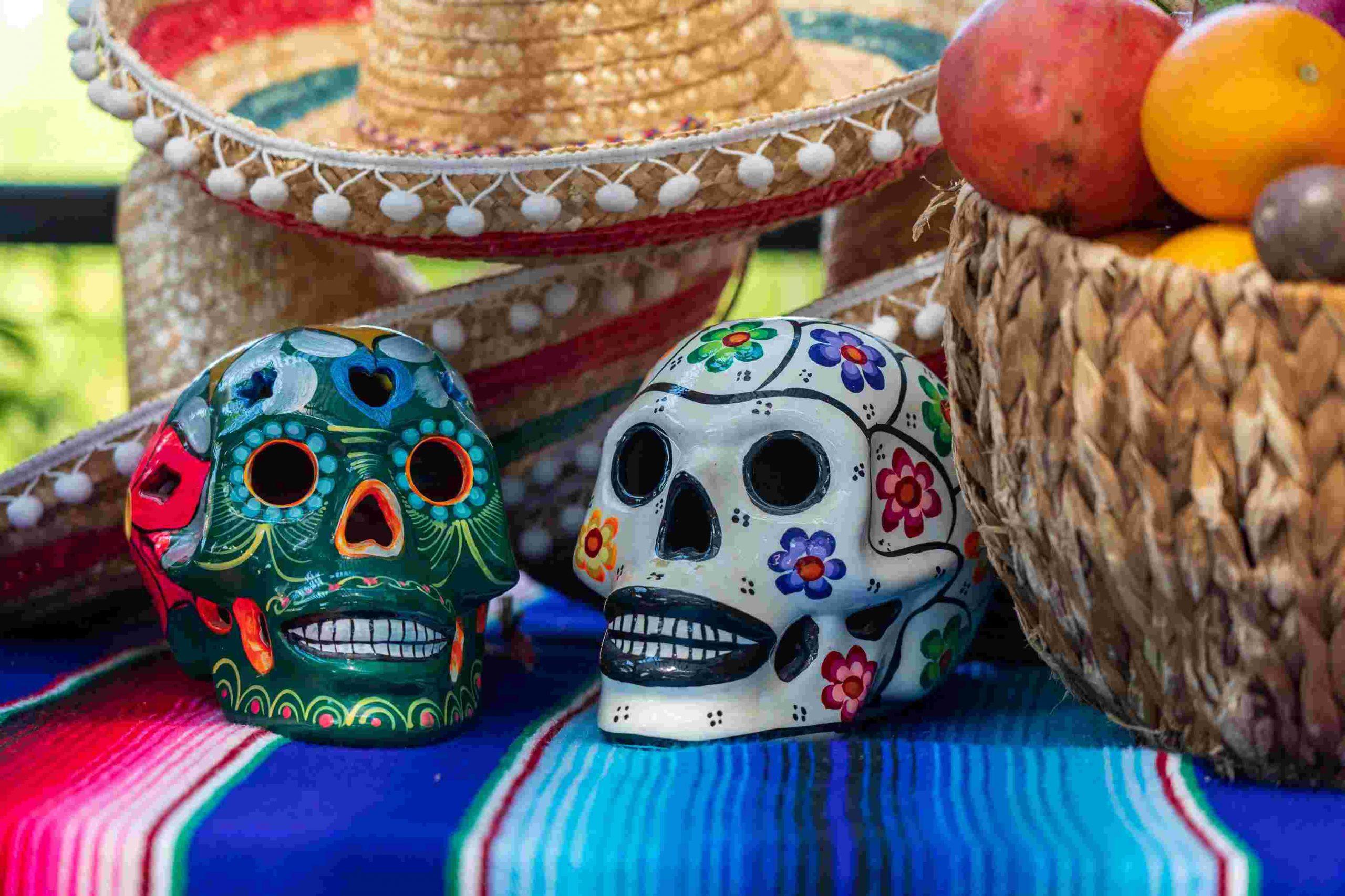 La fête des morts au Mexique, une fête ancestrale des communautés précolombiennes