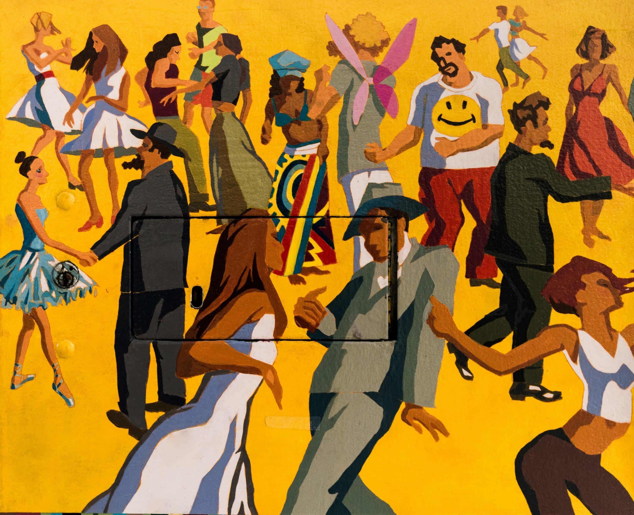¡Viva el baile! : Les sept danses représentatives de l'Amérique latine